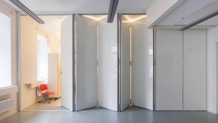 Звукоизоляционные перегородки для современного офиса